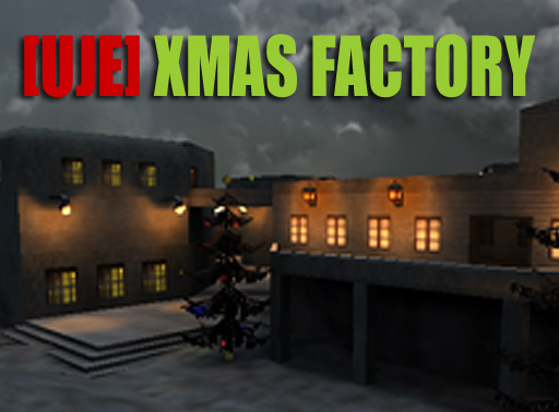UJE xmas factory