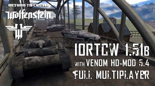 Downloads - RtCW Mods
