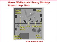 Axis Attack Map Door