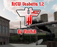 RtCW SP Mission Pack Vendetta 1.25
