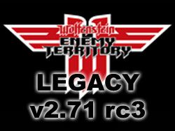 Enemy Territory Legacy 2.71 rc3