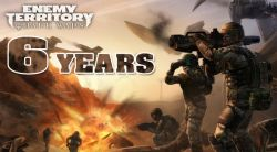 Happy 6th Birthday Enemy Territory: QUAKE Wars!