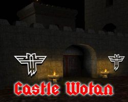 Coop Castle Wotan SP Map Mission