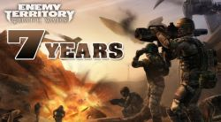 Happy 7th Birthday Enemy Territory: QUAKE Wars