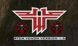 RtCW SP Venom Mod v1.5