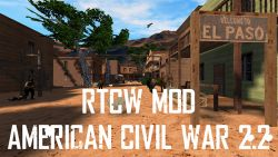 RtCW American Civil War Mod 2.2