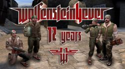 12 Years Wolfenstein4ever