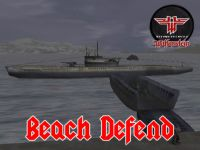 RTCW (SP) Beach Defend