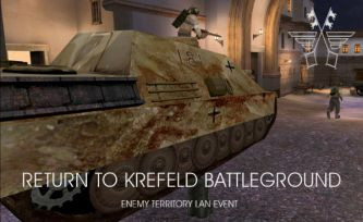 ET Lan Event - Return to Krefeld Battleground