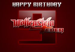 9 Years Wolfenstein4ever