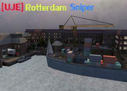 UJE Rotterdam Sniper
