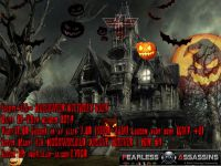 =F|A= Halloween Birthday Bash