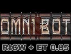 Omni-bot 0.85 RtCW + ET Released!