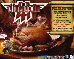 ET Forever Thanksgiving Fragfest