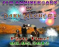 Dark Alchemy celebrates 7th anniversary