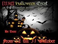 Halloween Event [UJE] Teamplay server