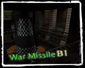 War Missile Beta 1