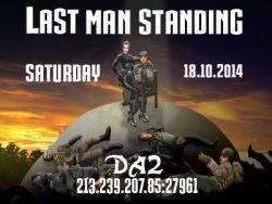 Last Man Standing Event