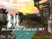 Helicopter Assault Mission 3