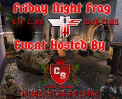 ETF/WcB Clan Event - Friday Night Frag