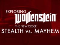 Exploring Wolfenstein: TNO – Stealth vs. Mayhem