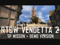 RtCW Singleplayer Mission Vendetta 2