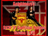 Knightmare Patch for Rtcw SP - 1.42d