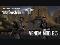 RtCW Venom Mod 6.5 - Specular Shader