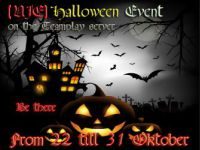 Halloween Event [UJE] Teamplay server